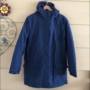 Land's End Women's The Squall Parka Sz L